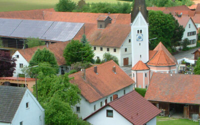 "Baugebiet ""Beim Oberfeld"" in Herrngiersdorf"