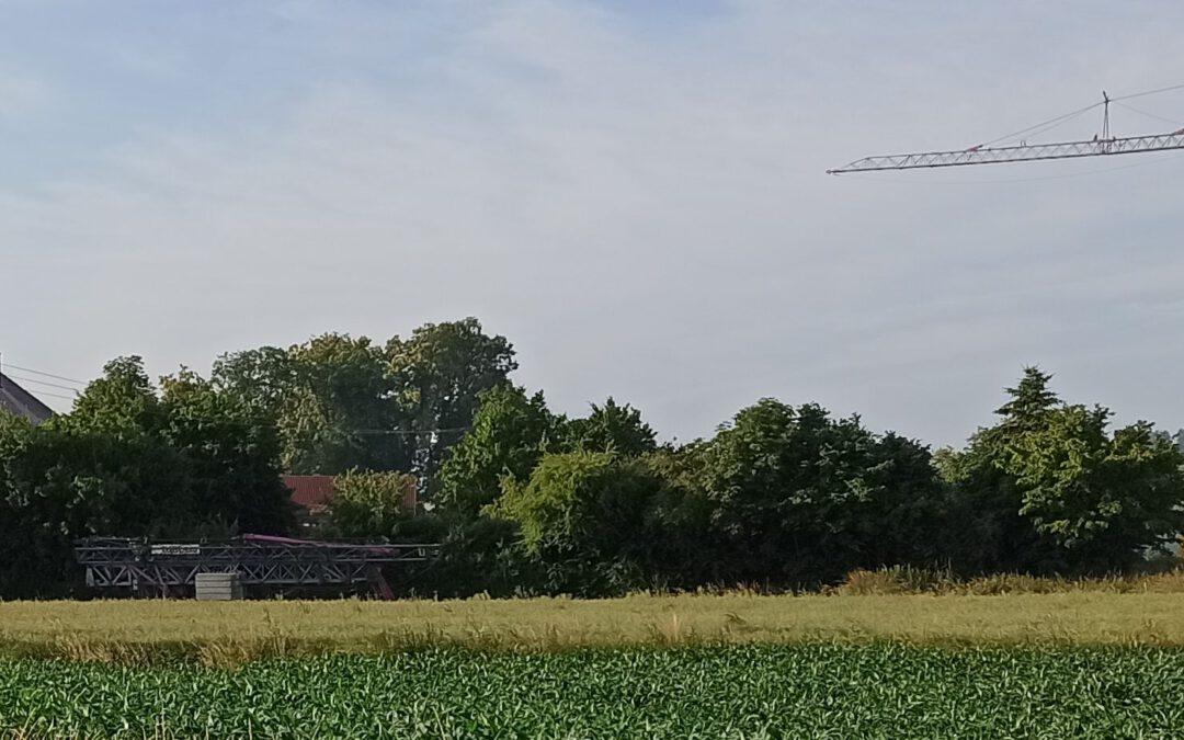 """Öffentliche Auslegung des Bebauungsplanes """"Gewerbegebiet am Kirchenweg"""""""
